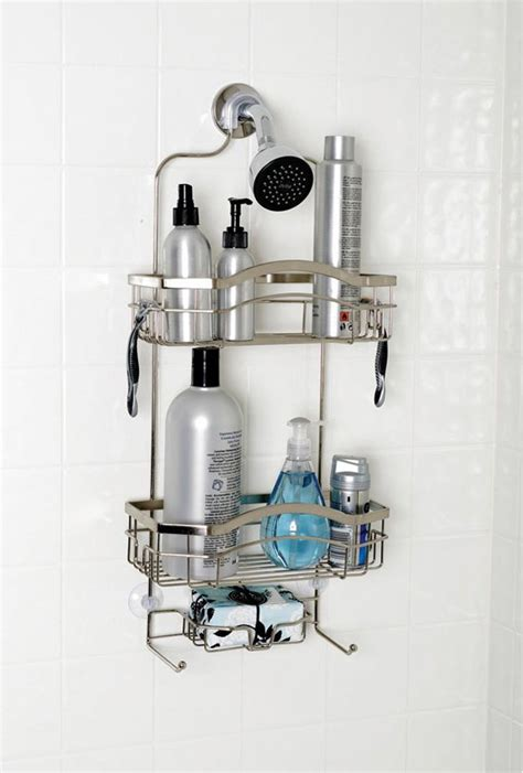 No Rust Shower Caddy by Keep Your Bathroom Essentials Safe And In Order With Your