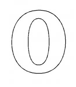 Number 0 coloring pages also with c bubble letters coloring pages