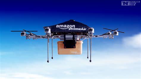 amazon drone brandchannel brand news amazon and 7 eleven drones