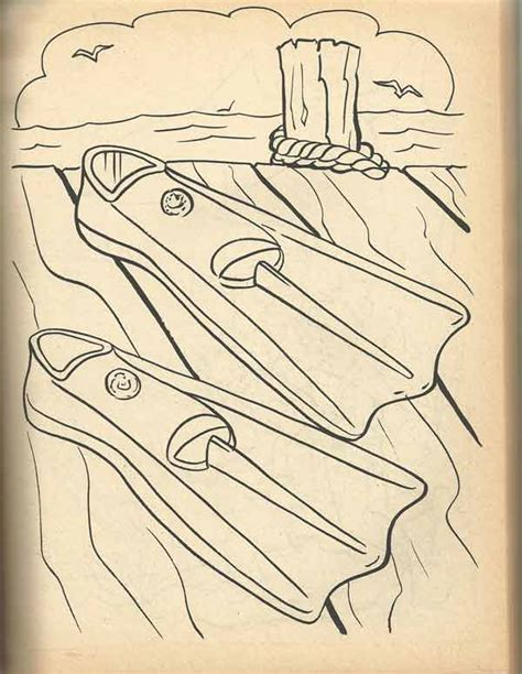 Jaws 2 Coloring Book