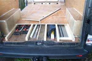 ford transit shelving ideas boarding out a projects to try layout