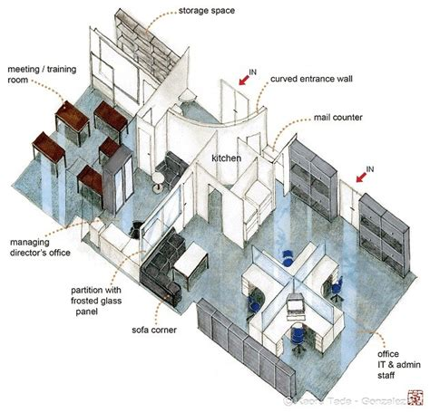 Home Plans With Open Floor Plans office layout design amp project management nagoya japan