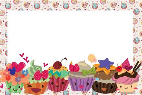 decoracion para 15 años imprimibles para fiestas de pastelitos cupcakes 3