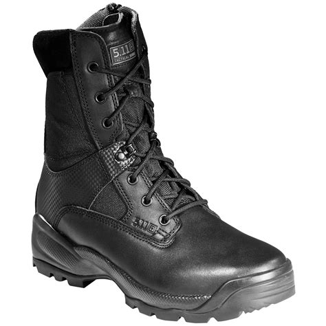 Tactical Boots 5 11 5 11 tactical atac 8 quot side zip mens boots patrol