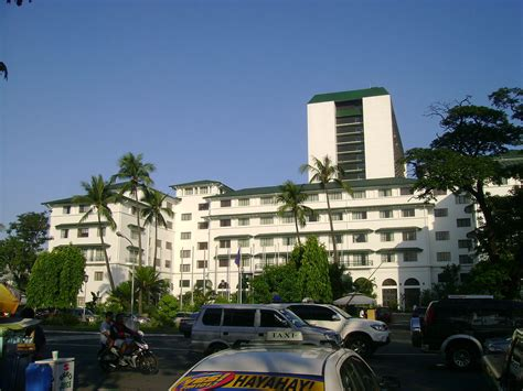1 Storey Floor Plan by Manila Hotel Wikipedia