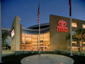 Toyota Center Website Downtown Houston Guides