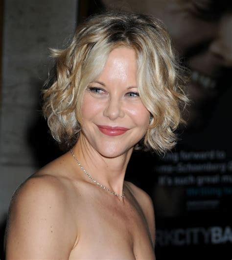 hair style of meg ryan in the film the women meg ryan short bob hairstyle with curls hairstyles weekly