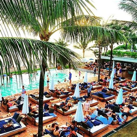 potato head beach club seminyak bali great place  chill