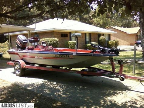 ventura party boat fishing armslist for sale trade 18 foot venture bass boat 150hp