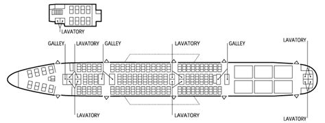 Boeing 747 Cabin Layout by Boeing 747 200 Commercial Aircraft Pictures