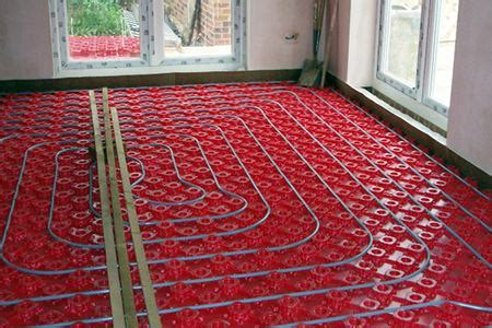 installing a radiant floor heat system doityourself