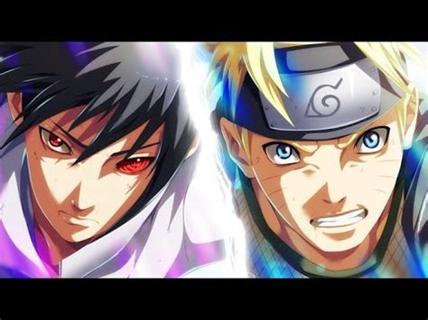 naruto  sasuke amv hero final fight youtube