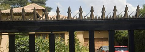 stunning ideas of fence security spikes for inspiration