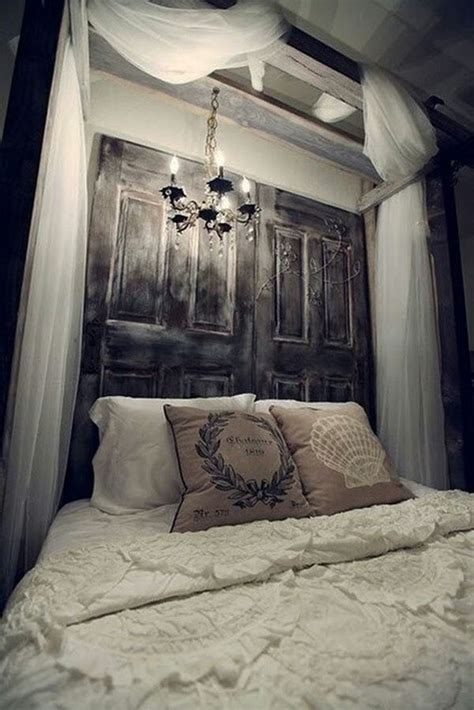 how to make headboard from door 101 headboard ideas that will rock your bedroom