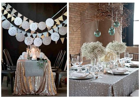 years table decorations year table decorations table ideas