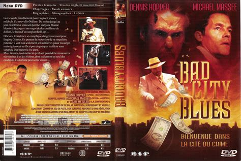 Bad Blues pin 300 jaquette dvd on
