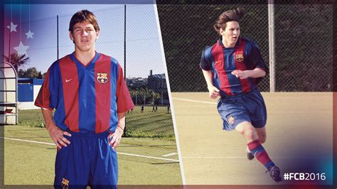 barcelona youth leo messi s top skills in the fc barcelona youth academy