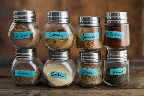 Whole Pantry Spices by A Pantry Naturally Ella