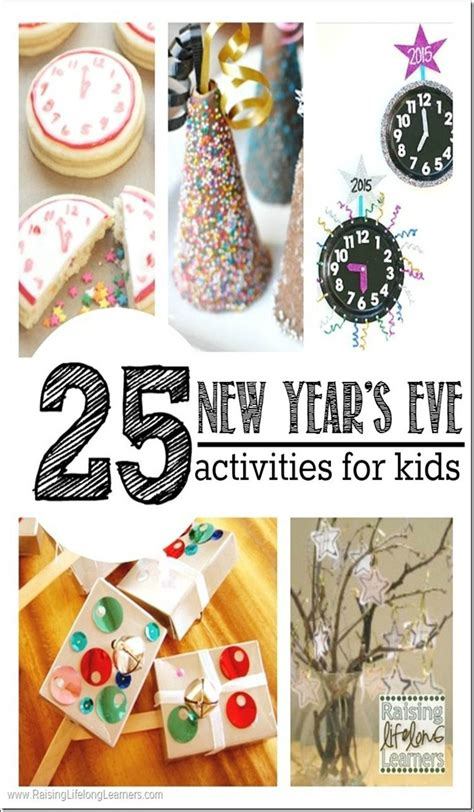 new year lesson 25 new year s activities for