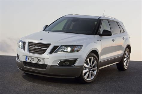 new saab 9 4x crossover goes on sale in u s at starting