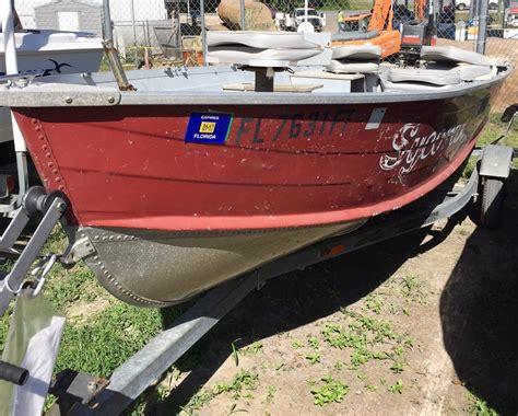 aluminum boats v hull starcraft 16 aluminum v hull a great inshore or river