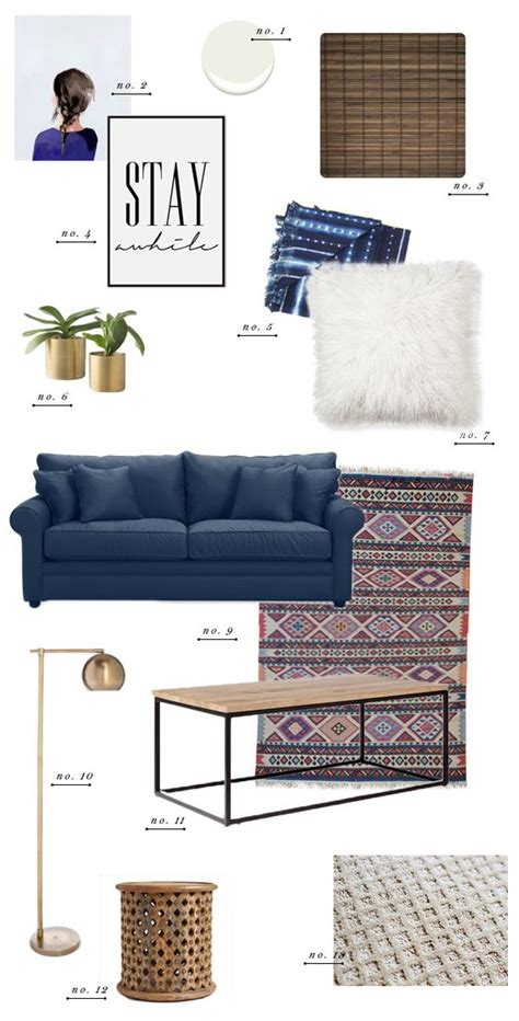 navy blue couches living room living room style update navy blue sofa earnest home co