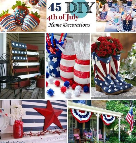 4th of july home decor 61 best images about handmade home ideas on pinterest