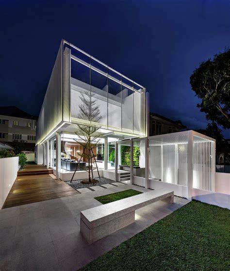 Exterior Color Trends 2017 by Casa Moderna Cuatro Dormitorios Construye Hogar