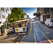 San Francisco Cable Car Jigsaw Puzzle In Street View