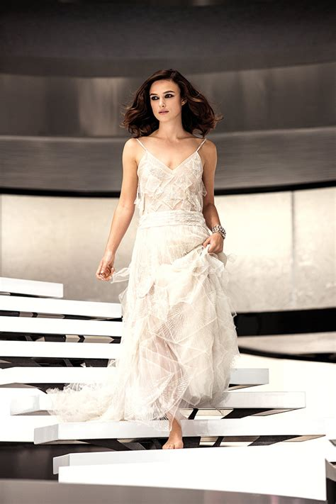 More Keira Knightley For Chanel Coco Mademoiselle by Keira Knightley For Chanel Coco Mademoiselle Caign