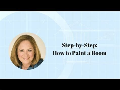 how to paint a room professionally stepbystep how to paint a room home design