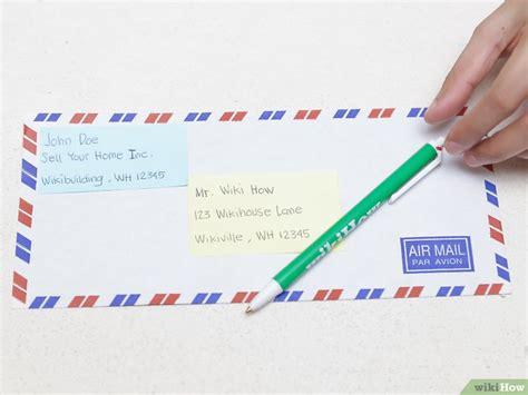 como poner la direccion en un sobre 3 formas de doblar una carta y ponerla en un sobre