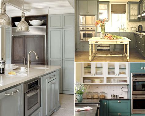 kitchens with painted cabinets painted kitchen cabinets mayhar design