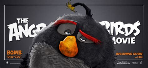 angry birds movie poster 18 of 27 imp awards angry birds 21 of 27 extra large movie poster image
