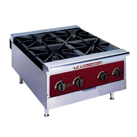 Gas Range Countertop by Southbend Hdo 24 24 In Countertop Gas Range Etundra