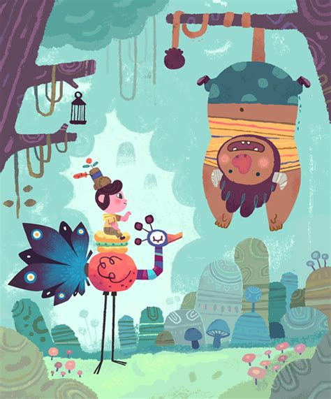 libro illustrating childrens books playtime mr bubbly on behance