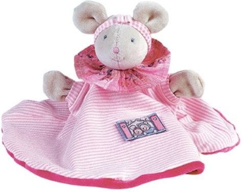 moulin roty lila mouse comforter baby toys and