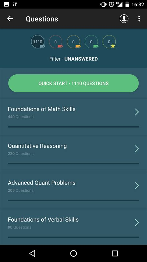 android questions here s how to study with the manhattan prep gmat app gmat