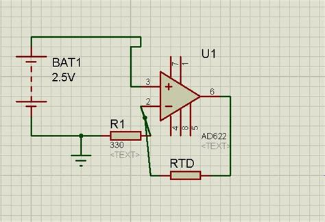 how to read resistor voltage read a voltage from a two terminal of resistor