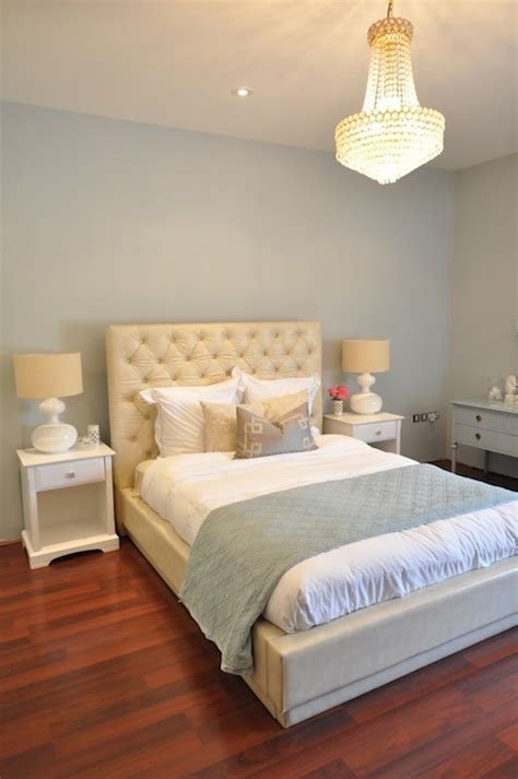 Blue Grey Walls Design Ideas
