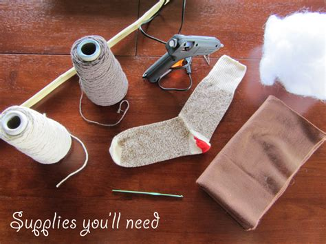 Handmade Hobby - how to make a stick hobby chickabug