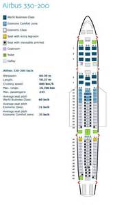 air canada 333 seat map best 25 airbus a330 300 seating ideas on