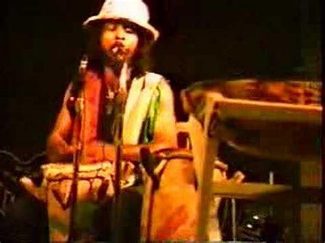 Traditional Haitian Bonga by Quot Neg Kap Pote Quot By Foula Voodoo Jazz From Haiti