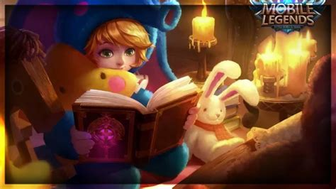 Skin Nana nana new skin slumber mobile legends