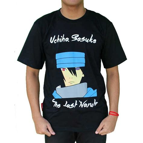 kaos the last 4 kaos uchiha sasuke the last pusat kaos