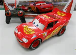 Lightning Mcqueen Car Racing Bongbongidea Race Car Lightning Mcqueen Remote
