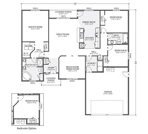 rambler floor plan jackson ridge true built home