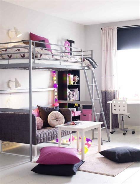 habitaciones infantiles con dos camas