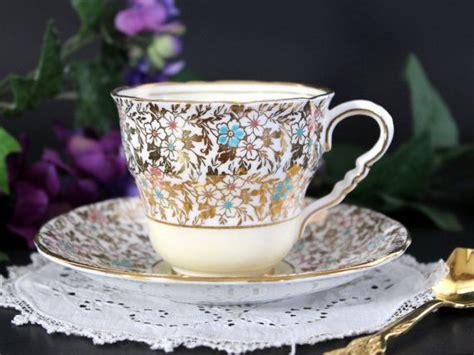 Cangkir Kopi Teh Set Coffee Tea Set Cup Merk Regency Motif Lavender 194 gambar terbaik tentang oh chintz di inggris royal albert dan cangkir teh antik