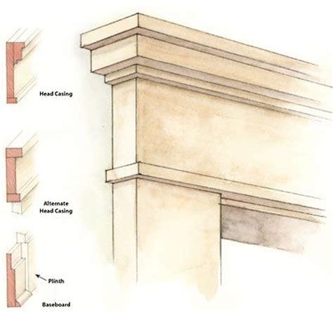 Exterior Door Trim Moulding Best 25 Door Frame Molding Ideas On Door Molding Door Casing And Door Frames